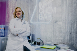 ITMO Professor Ekaterina Skorb Gets Nikolay Emanuel Memorial Award