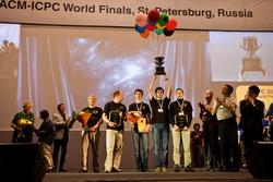 <b>Мы снова чемпионы мира по программированию!</b>