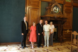 В НИУ ИТМО прошли переговоры с делегацией университета Равенсбург-Вайнгартен
