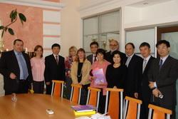 Международные партнеры и делегации в НИУ ИТМО