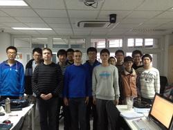 圣光机冠军训练中国学生