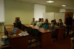 Встреча студентов с сотрудниками Лаппеенрантского Технологического Университета в рамках совместной образовательной программы