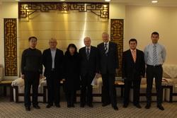 圣光机与中国大学在光学领域内的合作