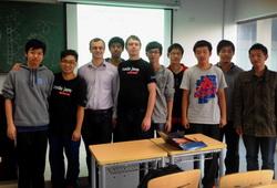 Студенты крупнейшего вуза Китая будут обучаться программированию в Университете ИТМО