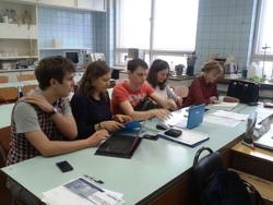 Профессор университета прикладных наук г. Висмар Андреас Аренс  встретился со студентами Университета ИТМО