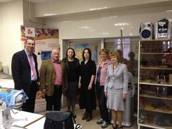 Встреча с представителями вузов Германии