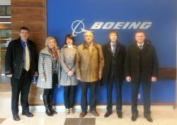 Партнеры «Боинг» в России заинтересованы в сотрудничестве с Университетом ИТМО