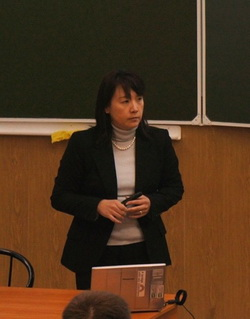 Семинар с Наоми Танака в Университете ИТМО