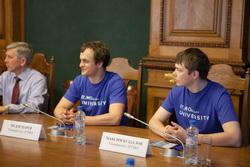 Чемпионат мира по программированию: из Петербурга в Екатеринбург