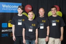ACM-ICPC 2014: кубок  чемпионов мира по программированию остается в Петербурге