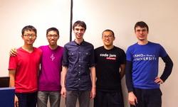 Пятикратные чемпионы мира по программированию делятся своим опытом