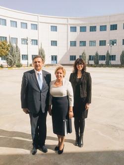 Университет ИТМО на международной образовательной выставке в Ашхабаде