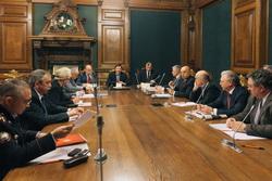 Президиум Совета ректоров вузов Санкт-Петербурга подвел итоги уходящего года