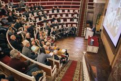 В преддверии Международного года света в Санкт-Петербурге прошли 67-е Чтения имени академика Д. С. Рождественского