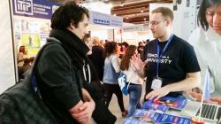 Российские вузы на международной образовательной выставке AULA в Мадриде