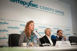 Официальная церемония открытия Международного года света в Санкт-Петербурге