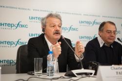 Пресс-конференция кураторов мероприятий Международного года света в «Интерфаксе»