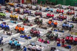 Подготовка к финалу чемпионата мира по спортивному программированию ACM ICPC