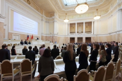 В Мариинском дворце обсудили парламентаризм в России