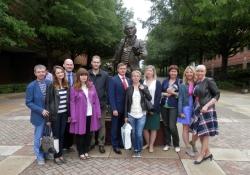 Вузы США поделились с российскими коллегами опытом в сфере коммуникаций