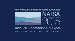 Выставка и конференция NAFSA-2015: Russia Goes Global