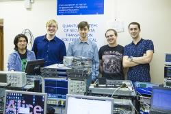 Студенты Университета Рочестера провели свое первое научное исследование в Петербурге