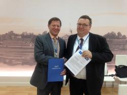 Университет ИТМО и компания «Кнорр-Бремзе 1520» заключили соглашение в сфере образования и науки