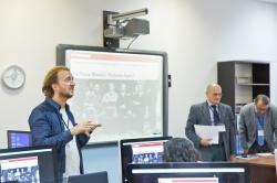 Международная мультимедиа-конференция EVA впервые проходит в Петербурге