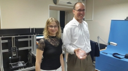 Профессор из Лос-Анджелеса лично познакомился с петербургскими инноваторами