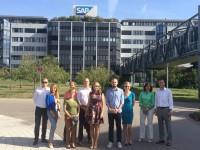 Университет ИТМО и компания SAP будут совместно развивать инновации и обучать стартаперов