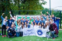 «Кронверкские барсы» – троекратные бронзовые призеры Moscow Games 2015
