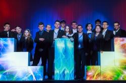 Оптическая ячейка Университета ИТМО – в тройке лучших студенческих чаптеров мира
