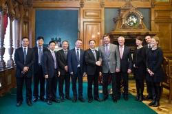 Сотрудничество в сфере 5G: Университет ИТМО посетила делегация Чунцинского университета почты и телекоммуникаций