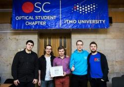 Оптическая ячейка Университета ИТМО – лучшая в мире по версии OSA