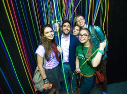 Выставка Magic of Light приняла более 75 000 посетителей