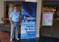 Университет ИТМО представил два проекта на конференции Frontiers in Education в США