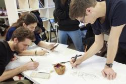 Студенты-урбанисты из Франции, Германии и Петербурга решают проблемы «серого пояса» Северной столицы