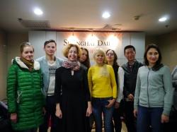 PR-специалисты вузов Проекта 5−100 познакомились со сферой массовых коммуникаций в Китае