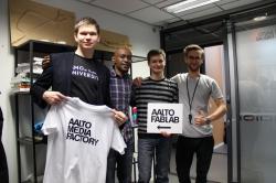Прототипирование по-фински: петербургские специалисты побывали в гостях у Университета Аалто