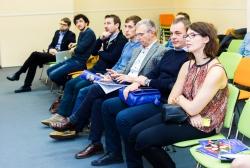 Electrolux ищет таланты: представители компании провели встречу с инноваторами Университета ИТМО