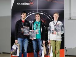 Геннадий Короткевич стал призером соревнований Deadline24
