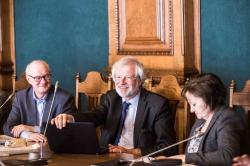 Индукция партнерства: соглашение с Брюссельским свободным университетом
