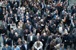 Поведение толпы предскажет суперкомпьютер