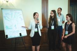 Молодежная конференция БРИКС: успешные кейсы и проблемы китайцев в России