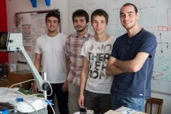 Французские студенты спроектировали свои телескопы на Школе по оптическому дизайну
