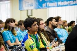 В Петербурге впервые проходит Международный турнир юных математиков