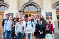 Польские студенты — о ФабЛабе, Музее оптики и Северной Венеции