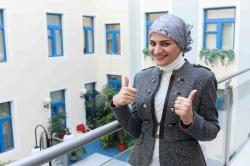 Студентка из Ирака: «Обучение в России – хорошая альтернатива Европе»