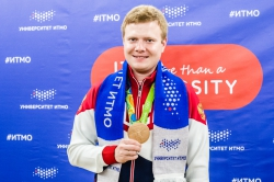 """Kirill Grigoryan, an Olympic Prize Winner: """"Technical Education Helps in Sports"""""""