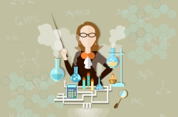 Female Scientists onTheir Work, Inspiration and the Magic ofScience